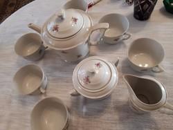 6db Zsolnay teás készlet