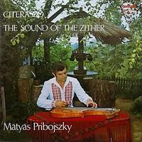 Mátyás Pribojszky – Citeraszó LP bakelit lemez