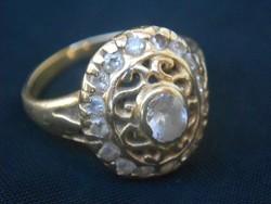 Antik arany gyűrű.14 karátos.Gyönyörű.Garancia.Számla.Várom ajánlataikat.