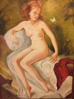 Szánthó Mária ( 1897-1998 ) - Sárga lepke