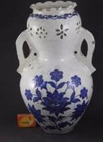 Antik hatalmas kerámia váza 1800-as évekből