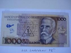 Brazilia 1000 cruzados