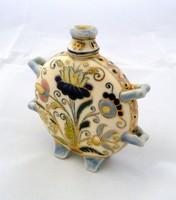 Zsolnay Antik, Virágos Parfümatró