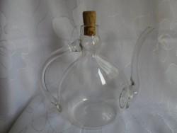 Régi boros üveg