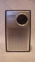 6 Trasistor Sanyo TH 632 rádió