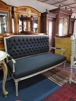 Restaurált vintage kanapé