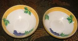 Village Pottery Herend - kézzel festett herendi tányérok