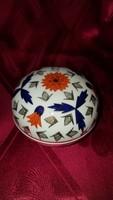Antik Zsolnay porcelán doboz