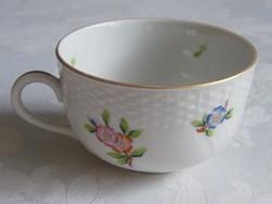 Herendi virágos teás csésze!