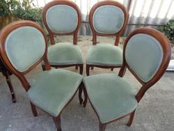4 db étkező szék