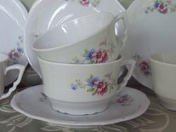 Zsolnay teáscsészék