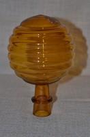 Anyagában színezett rózsa gömb 03  ( DBZ 0086 )