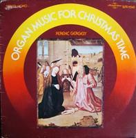 Gergely Ferenc: Karácsonyi Orgonazene bakelit lemez