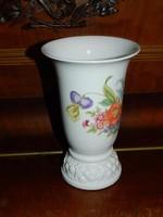 Rosenthal virágmintás váza