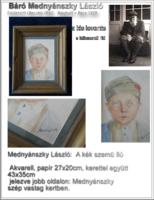 Mednyánszky László:  A kék szemű fiú  5 napig