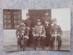WW1,Dombovár regimenta,tiszt