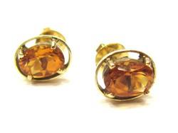 Arany fülbevaló (Szeg-Au53349)