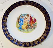 Süteményes tál antik jelenettel