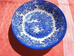 Jelenetes angol müzlis tányér