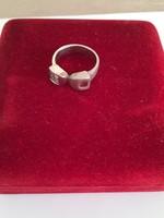 Antik ezüst gyűrű 925-ös fémjelzés 5,7g