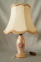 Limoges Francia lámpa