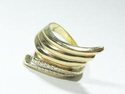 Arany gyűrű (Kecs-Au67243)