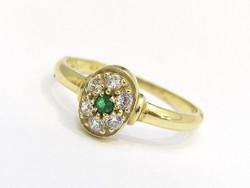 Arany gyűrű (Kecs-Au64005)