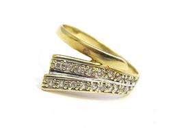 Arany gyűrű (Kecs-Au52513)