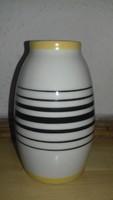 Retró Zsolnay váza, Török János