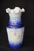 Kézzel festett porcelán váza