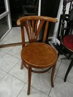 Ritka nyomott mintás kis méretű Thonet szék eladó