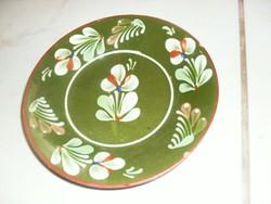 Kerámia fali tányér 15 cm