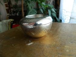 ART DECO asztali fém gyertyatartó
