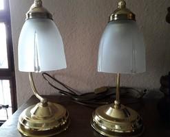 Éjjeli lámpa párban