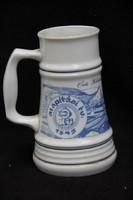 Alföldi porcelán sörös korsó