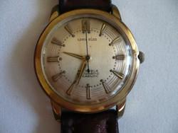 Lord Elco automata svájci óra az 1950-es évekből