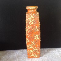 Retro iparművész Tófej kerámia váza