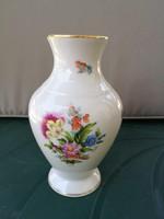 Herendi porcelán 17 cm es hibátlan váza