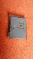 Kis képek nagy művekről, mini könyv tokban, leporelló
