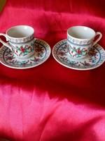 Kínai porcelán mokkások