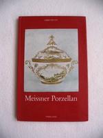 Német nyelvű könyv a meisseni porcelánról