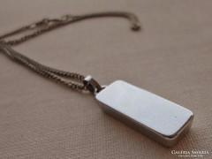 Különleges uniszex ezüstnyaklánc