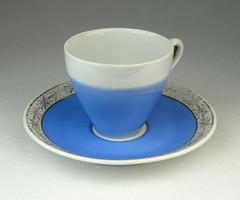 0Q916 Régi német PM porcelán kávéscsésze