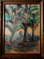Egy jó ajánlat mindent helyre tehet - Perlrott Csaba Vilmos eredeti festménye!