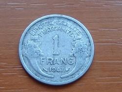 FRANCIA 1 FRANK 1947