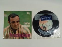 Charles Aznavour bakelit