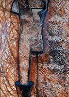 A. Varga Imre (1953 - ): Ember virág