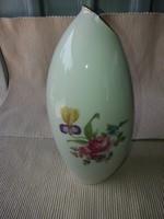 Hutschenreuther Hohenberg Porcelán Váza