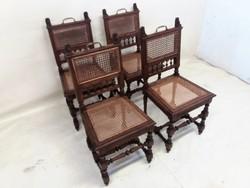 Antik székek(4 db)