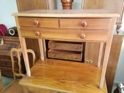 Konzol asztal,bútor,szekrény